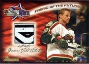 2001-02 Bowman YoungStars Relics #SMG Marian Gaborik S