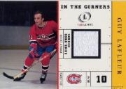 2001-02 Fleer Legacy In the Corners #3 Guy Lafleur