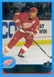 2001-02 O-Pee-Chee #22 Nicklas Lidstrom