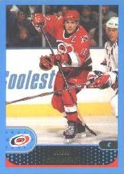 2001-02 O-Pee-Chee #23 Ron Francis
