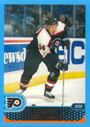2001-02 O-Pee-Chee #33 Justin Williams