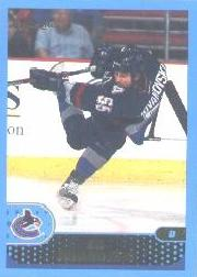 2001-02 O-Pee-Chee #40 Ed Jovanovski