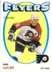 2001-02 O-Pee-Chee #42 John LeClair