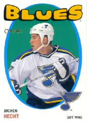 2001-02 O-Pee-Chee #43 Jochen Hecht