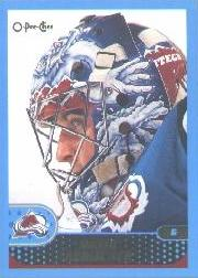 2001-02 O-Pee-Chee #46 David Aebischer
