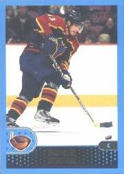 2001-02 O-Pee-Chee #75 Patrik Stefan