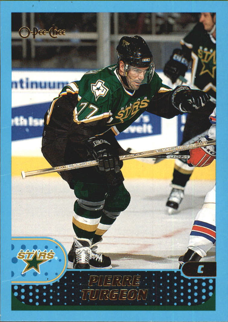 2001-02 O-Pee-Chee #79 Pierre Turgeon Blues