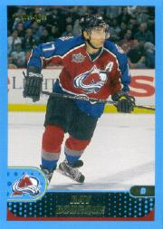 2001-02 O-Pee-Chee #89 Ray Bourque