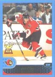 2001-02 O-Pee-Chee #93 Martin Havlat