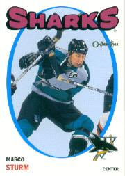 2001-02 O-Pee-Chee #97 Marco Sturm