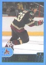 2001-02 O-Pee-Chee #142 Travis Green