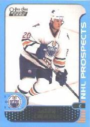 2001-02 O-Pee-Chee #277 Jason Chimera RC