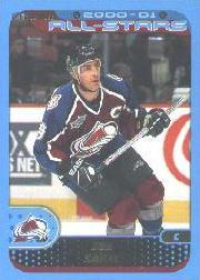 2001-02 O-Pee-Chee #318 Joe Sakic AS