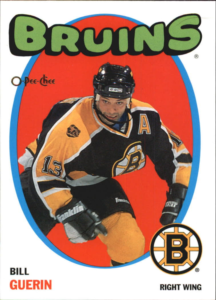 2001-02 O-Pee-Chee Heritage Parallel #6 Bill Guerin