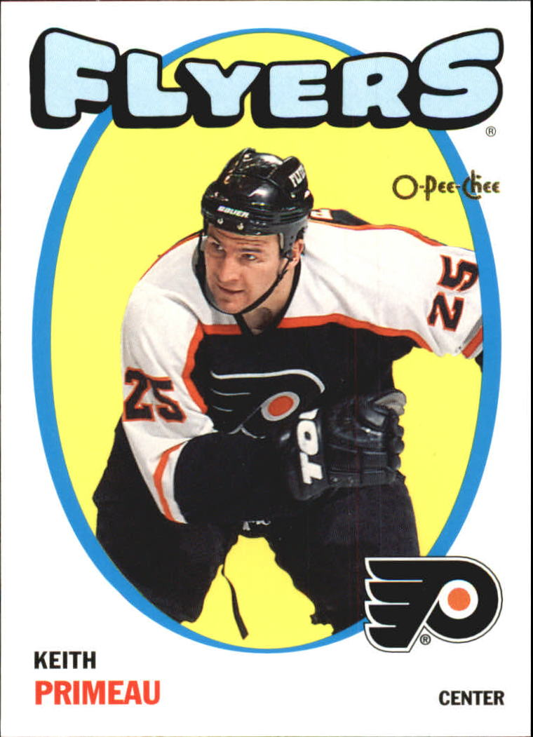 2001-02 O-Pee-Chee Heritage Parallel #13 Keith Primeau