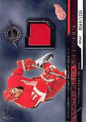 2001-02 Pacific Jerseys #13 Mathieu Dandenault/1135