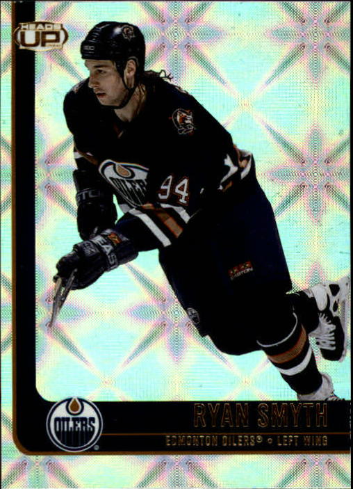 2001-02 Pacific Heads Up #42 Ryan Smyth