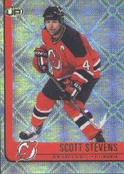 2001-02 Pacific Heads Up #58 Scott Stevens