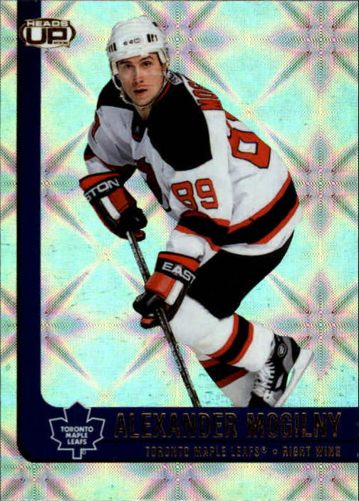 2001-02 Pacific Heads Up #90 Alexander Mogilny