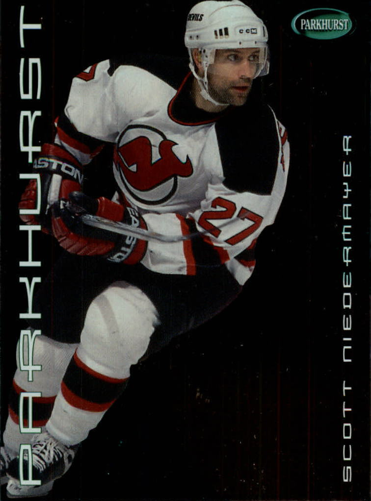 2001-02 Parkhurst #46 Scott Niedermayer