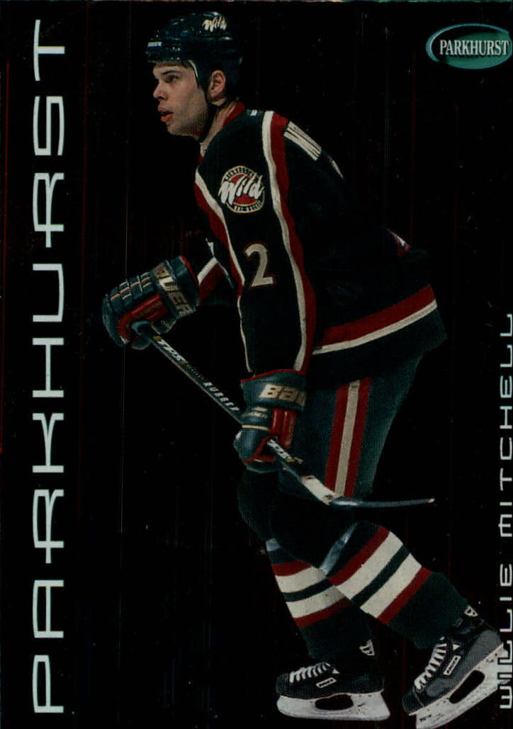 2001-02 Parkhurst #125 Willie Mitchell
