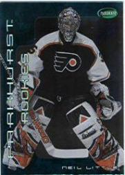 2001-02 Parkhurst #335 Neil Little RC