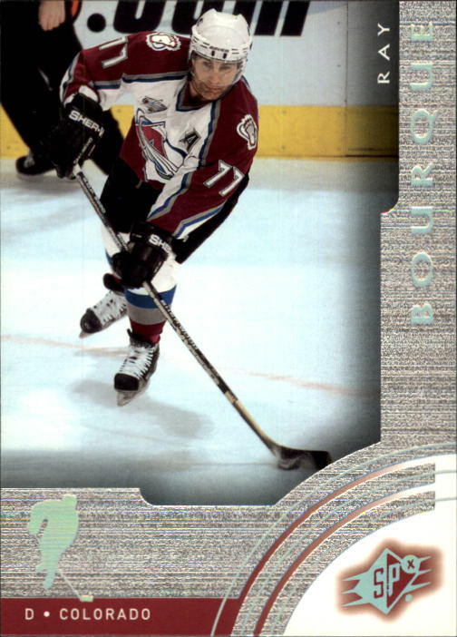 2001-02 SPx #15 Ray Bourque