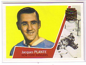 2001-02 Topps Archives #6 Jacques Plante