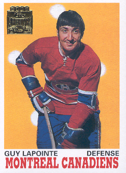 2001-02 Topps Archives #10 Guy Lapointe