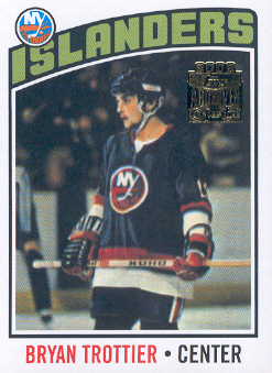 2001-02 Topps Archives #12 Bryan Trottier