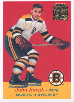 2001-02 Topps Archives #17 Johnny Bucyk