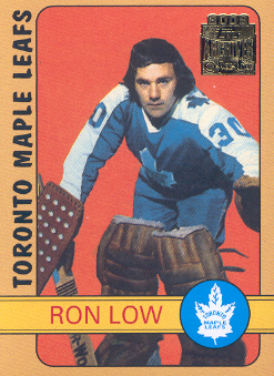 2001-02 Topps Archives #64 Ron Low