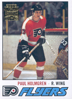 2001-02 Topps Archives #74 Paul Holmgren