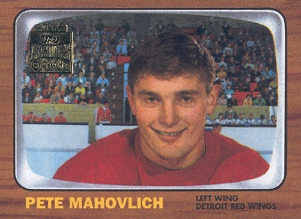 2001-02 Topps Archives #80 Pete Mahovlich