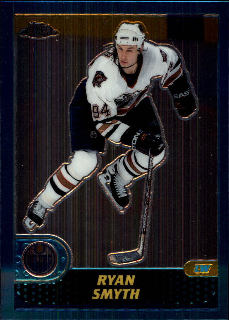 2001-02 Topps Chrome #43 Ryan Smyth