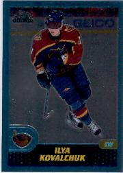 2001-02 Topps Chrome #149 Ilya Kovalchuk RC