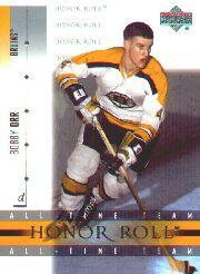 2001-02 Upper Deck Honor Roll #34 Bobby Orr