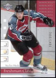2001-02 Upper Deck Honor Roll #69 Vaclav Nedorost RC
