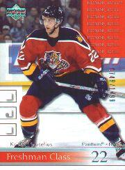 2001-02 Upper Deck Honor Roll #73 Kristian Huselius RC