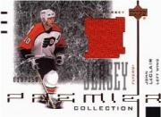 2001-02 UD Premier Collection Jerseys Black #BJL John LeClair B