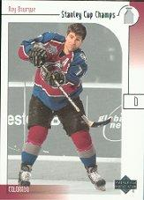 2001-02 UD Stanley Cup Champs #5 Ray Bourque