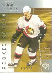 2001-02 UD Top Shelf Rookie Redemption #TS4 Jason Spezza