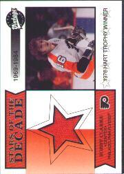 2001-02 Upper Deck Vintage Jerseys #SDBC Bobby Clarke