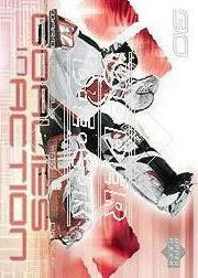 2001-02 Upper Deck Goalies in Action #GL3 Martin Brodeur