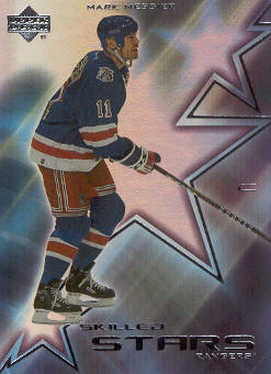 2001-02 Upper Deck Skilled Stars #SS17 Mark Messier