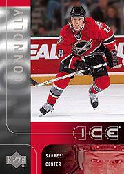 2001-02 Upper Deck Ice #88 Tim Connolly