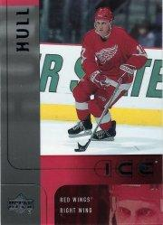 2001-02 Upper Deck Ice #95 Brett Hull