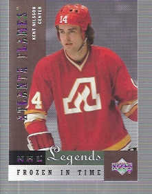 2001-02 Upper Deck Legends #69 Kent Nilsson