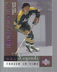 2001-02 Upper Deck Legends #70 Reggie Leach