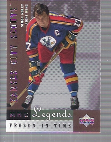 2001-02 Upper Deck Legends #74 Simon Nolet